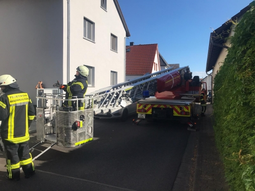 Einsatz 11.07.2020 - H1 Tier in Not
